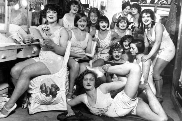 1920s Naughty Paris  | Naughty Guide